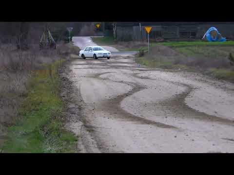 Bmw E34 Vs Ford Sierra Drift