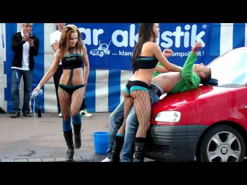 Sexy Car Wash @ Tage des Donners 2011 Teil 3
