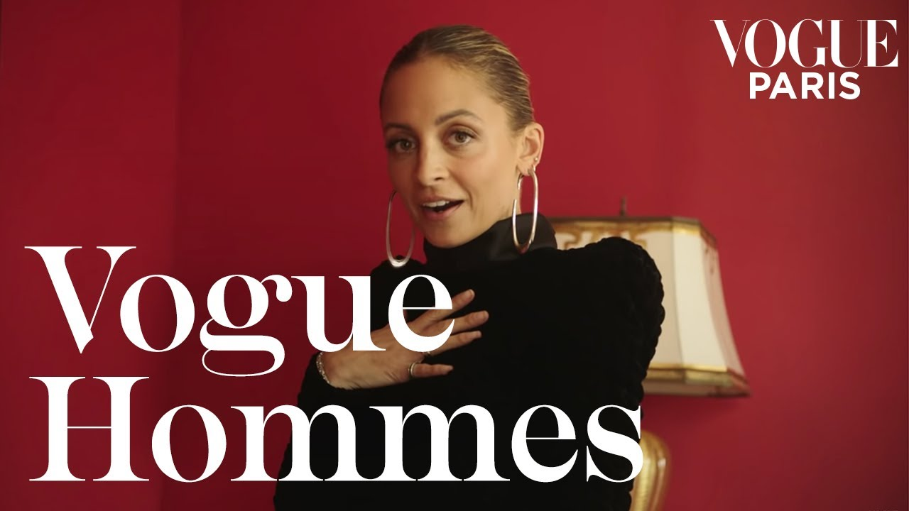 Nicole Richie on her male style icons and the dating tips every man should know | Vogue Hommes