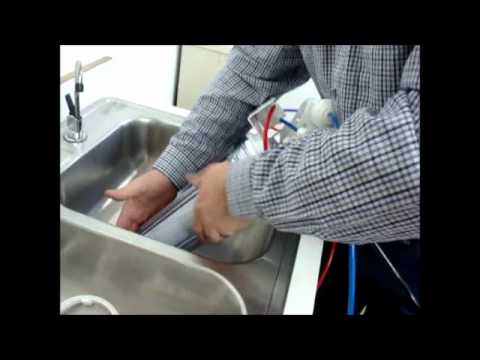 Reverse Osmosis Filter Change: Pre and Post Filters by H2O Splash