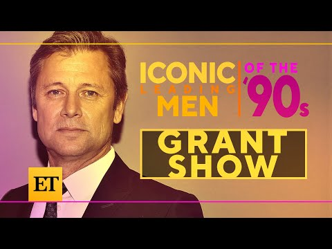 Grant Show Reacts to His First 1992 ET Interview   Leading Men of '90s TV