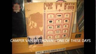CAMPER VAN BEETHOVEN - ONE OF THESE DAYS