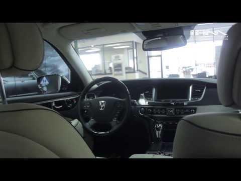 2014 Hyundai Equus 2014 Хюндай Экус