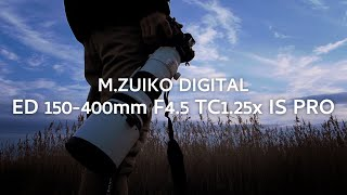 OLYMPUS 写真家 菅原貴徳 × M.ZUIKO DIGITAL ED 150-400mm F4.5 TC1.25x IS PRO