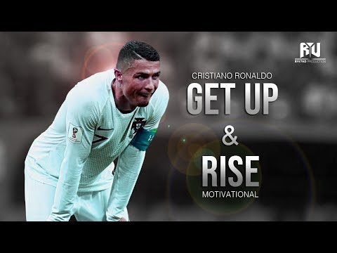 Cristiano Ronaldo – Getup & Rise Motivational Video 2018 | 1080p ᴴᴰ