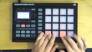 Wipeout - Maschine (Live Edit)