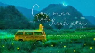 Cơn Mưa Tuổi Thanh Xuân - Lynk Lee [Lyrics HD] - OST RANH GIỚI