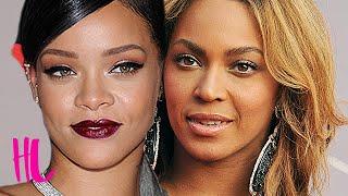 Rihanna Shades Beyonce - Possible New Feud?