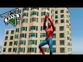 GTA V PC MODS - SPIDERMAN EN LOS SANTOS !! OMG - RANDOM MOMENTS - ElChurches