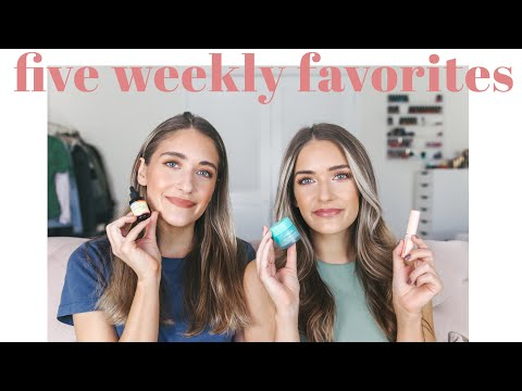Five Weekly Favorites | Week 81 thumbnail