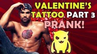 Valentine's Tat