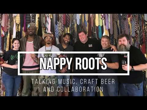 Nappy Roots talks craft beer collaboration with Atlanta's Monday Night Brewing
