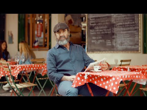 UEFA 2016 Euro Cup: Eric Cantona Stars In Funny New ITV Commercial