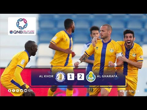 Al Khor 1 - 2 Al Gharafa | Week 15