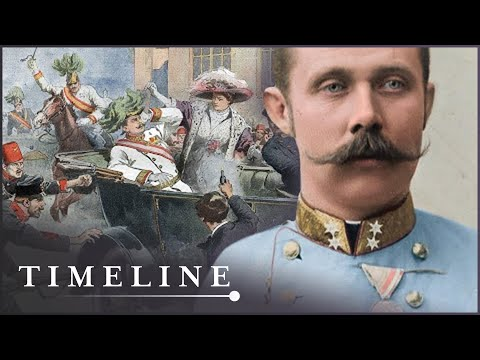 The Beginnings Of World War 1 Explained | First World War EP1 | Timeline
