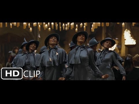 Foreign Students Arrive | Harry Potter and the Goblet of Fire