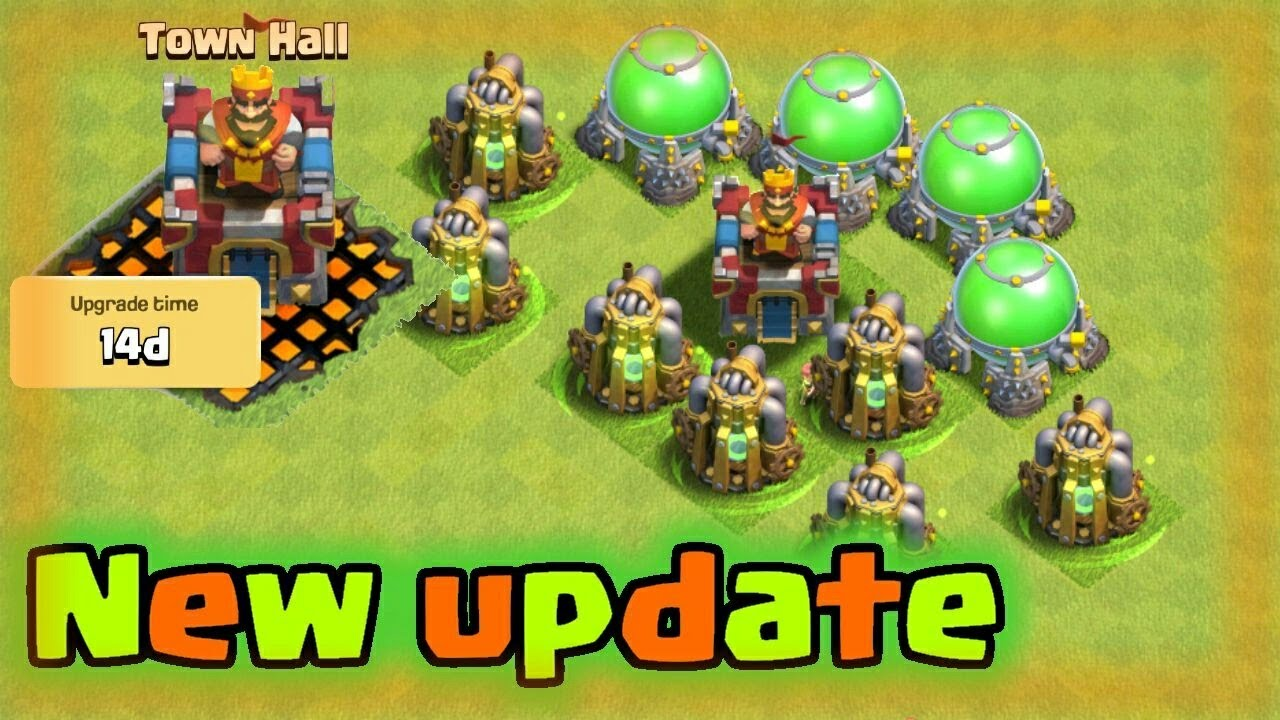 NEW COOL UPDATED PRIVATE SERVER | BEST COC PRIVATE SERVER 2018 (Android) |  Clash of Clans