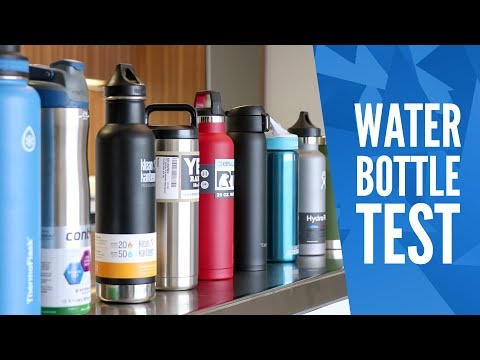 Insulated Water Bottle Comparison Which Bottle is the Best?