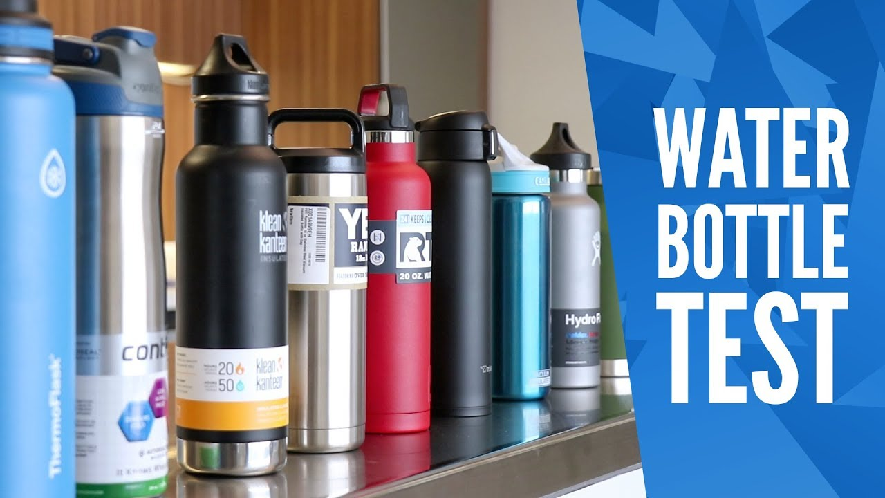Insulated Water Bottle Comparison - Which Bottle is the Best?