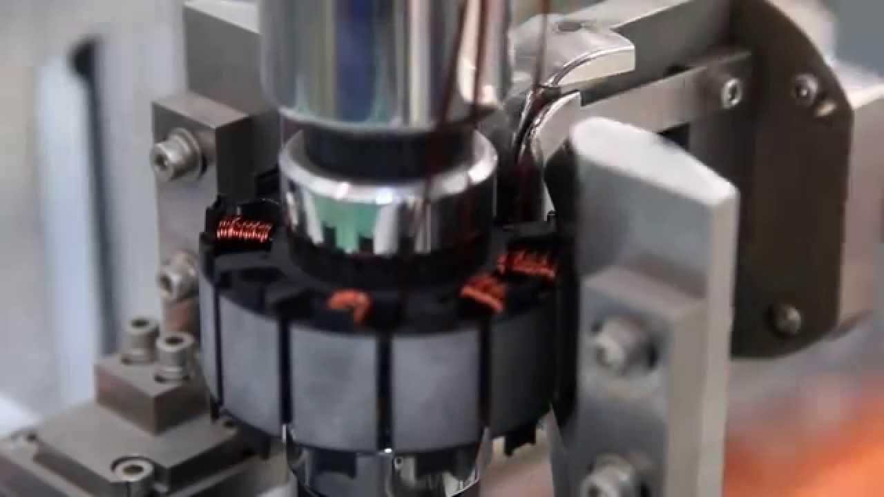 Winding Of A 4 Brushless Motor In Faz Elektrik 4