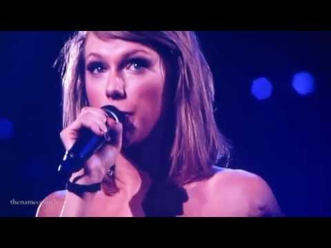 Taylor Swift 1989 Tour Edit - Long Live