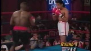 Eddie Hopson vs Moises Pedroza Part 1