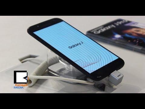 Samsung Galaxy J Pro (2017) Series ဘာေတြဆန္းသစ္ထားလဲ