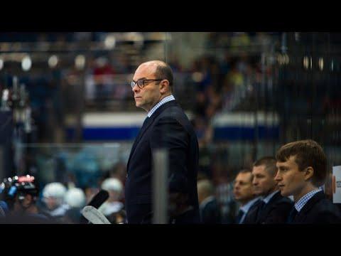 «Динамо-Минск» - «Северсталь» (Череповец) прямая трансляция пресс-конференции