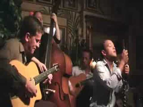 Fantasie and Riverboat Shuffle by Evan Christopher and Django a la Creole