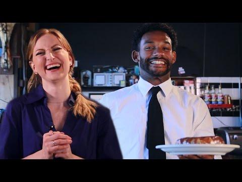 Dana McKenzie - Waiter Identifies Customer As Fat On Receipt