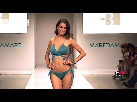 MAREDIMODA Preview SS 2020 beachwear fabrics Maredamare Florence - Fashion Channel