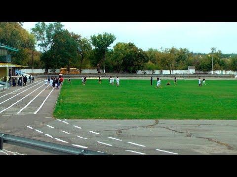 Объектив 27 09 19 В Первомайске прошел отбор футбольной команды на лигу Украины