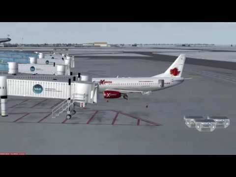 Canadian Xpress November 2016 AM Fly-In - Eagle County P3D v3.4