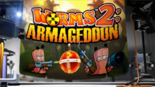 Worms 2 Armageddon - Animated Gameplay Trailer (HD 720p)