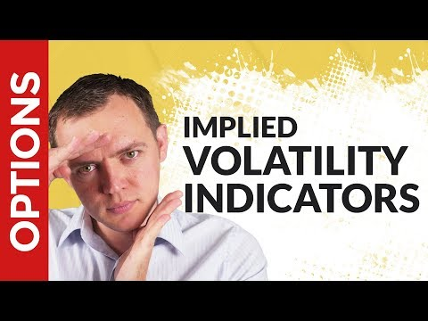 Implied Volatility Indicator For Option Traders - Is It Useful?