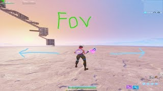 How to Get More FOV in Fortnite! (Get REAL Old Fortnite FOV Season 8)