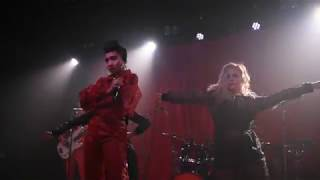 YUNA ft. Jay Park - Does She (Live @ Chicago, IL)