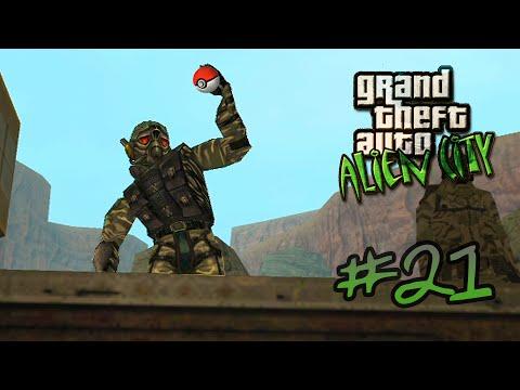 GTA Alien City Mod - PC - Mission 21 - Get...