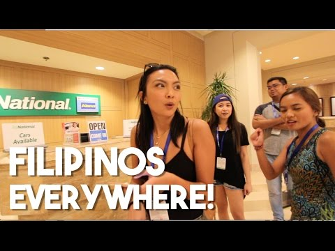 Filipinos Are EVERYWHERE (International Traveling)