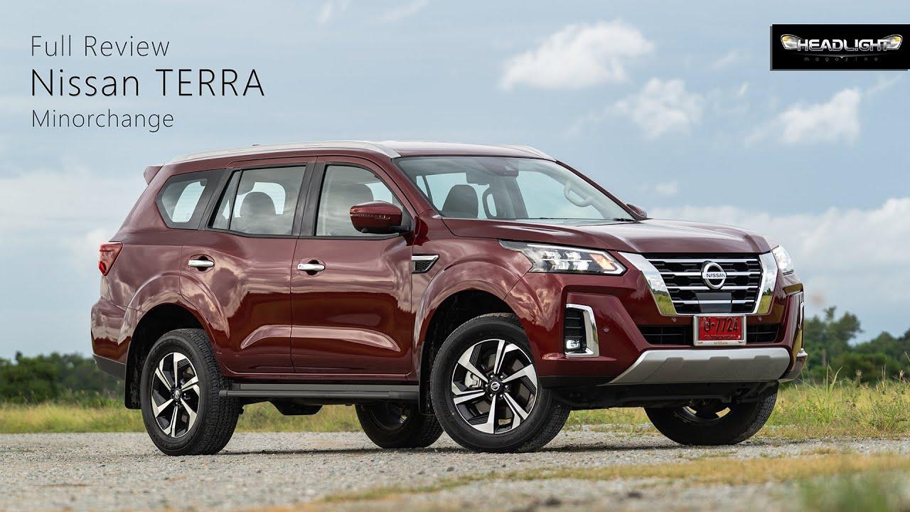 [Full Review] Nissan TERRA (Minorchange 2021) 2.3 VL 4×4 7AT | Headlightmag Clip