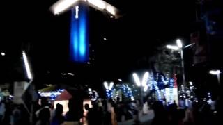 Radisson blue Chittagong near park night view