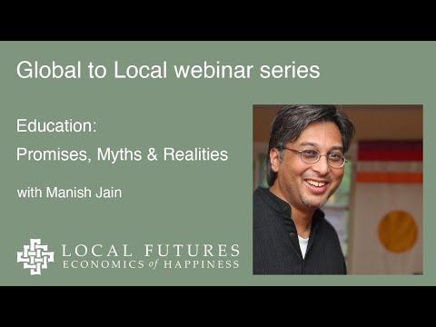 """Education: Promises, Myths and Realities"" Webinar"