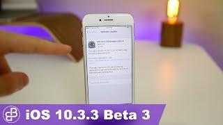 iOS 10.3.3 Beta 3 - More Security Enhancements