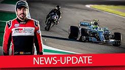 Neuigkeiten zum Start ins neue Jahr - Formel 1 & MotoGP 2020 (News)