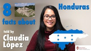 8 facts about Honduras told by Claudia López