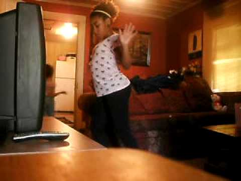 Justin Bieber Dance contest (low by flo rida)