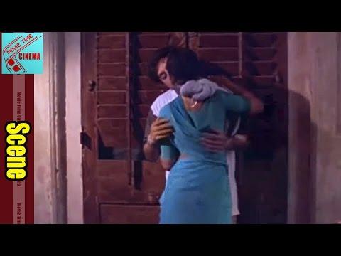 Aravind Swamy Hugs Manisha Koirala Love Scene || Bombay Movie