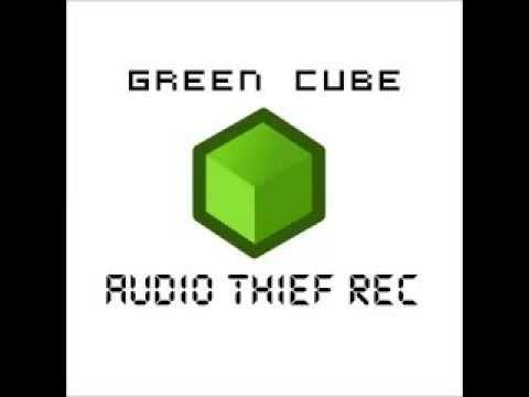 RaWData - Green Cube