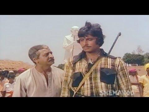 Ganga Ki Saugand - Part 12 Of 14 - Amitabh Bachchan - Rekha - Superhit Bollywood Movies