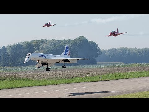 Largest Rc Concorde & Reds Duo Formation Team
